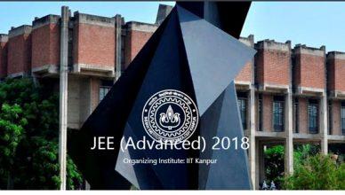 jee advance, iit admission