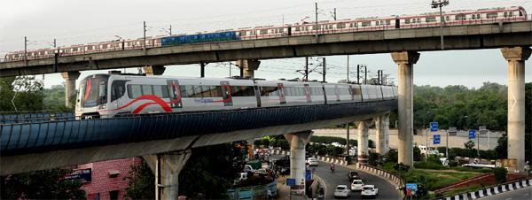 delhi metro job
