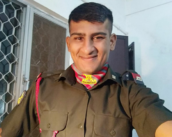 Om paithane, success story, ओम पैठाणे, ota Chennai, ssb, army