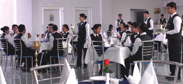 hotel management india