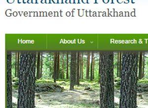 uttarakhand, forest, उत्तराखंड, वन विभाग, legal, recruitment, llb job