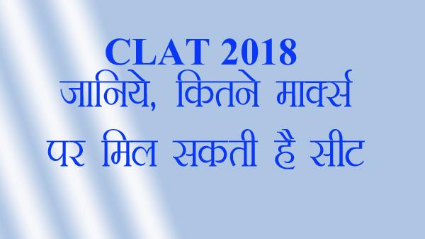 clat, 2017 cutoff, clat 2018