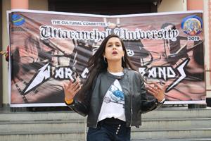 uttaranchal university, yuva fest, premnagar, dehradun, uttarakhand