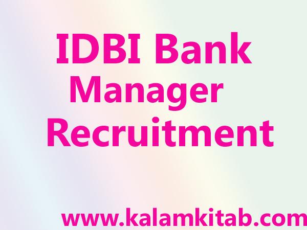 idbi job