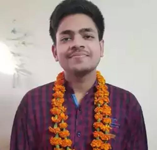 21 year old mayank became judge