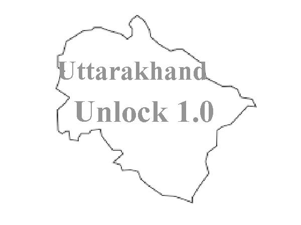 uttarakhand unlock 1.0
