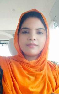 dehradun girl gulista pass pcsj exam