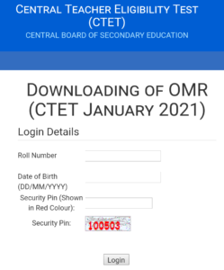 Ctet answer key