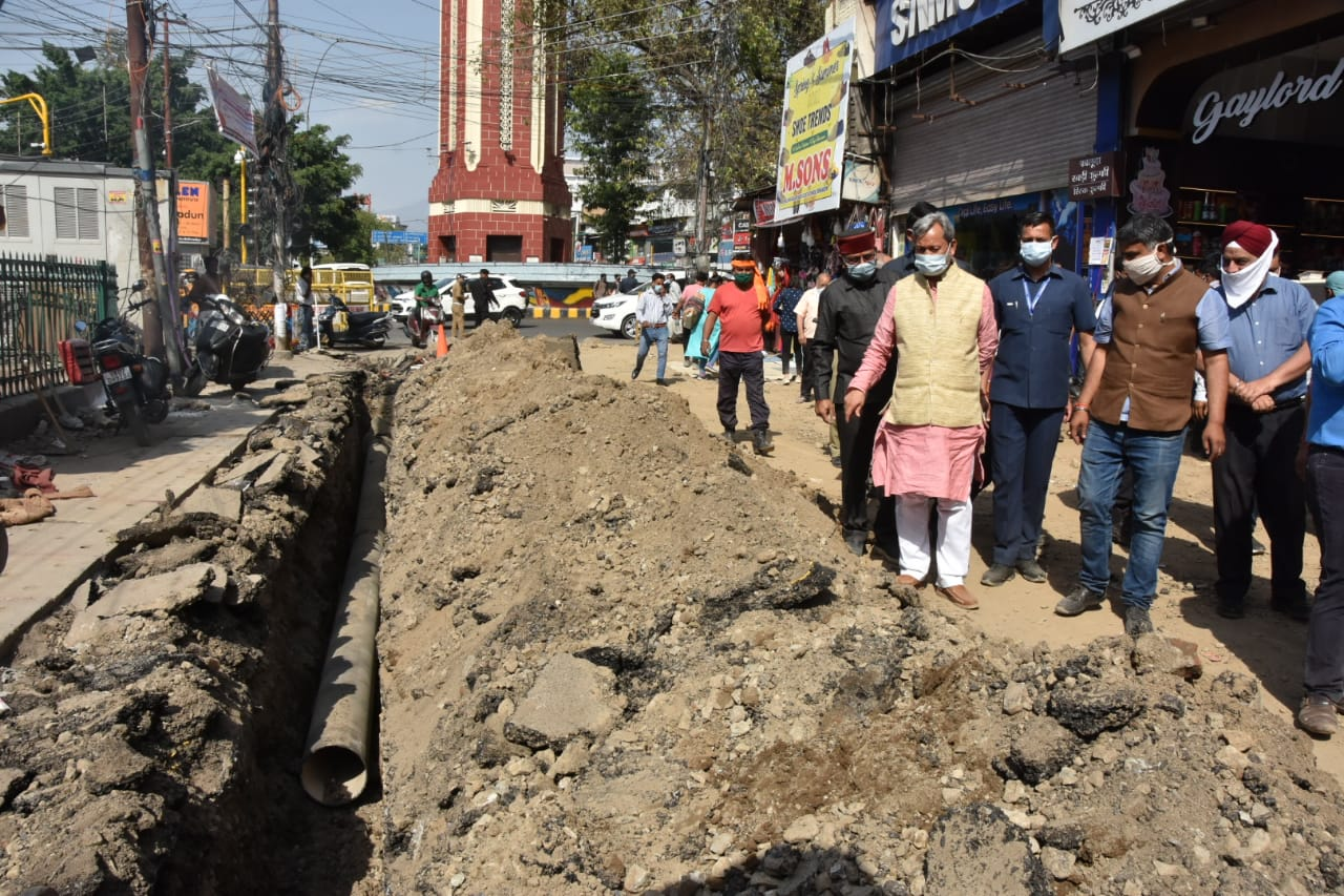 Uttarakhand CM Tirath