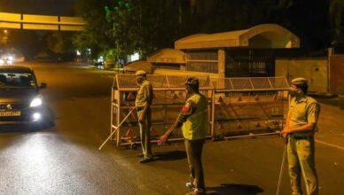 Dehradun night curfew