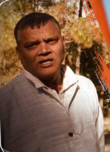 Pauri teacher sachchidanand bharti
