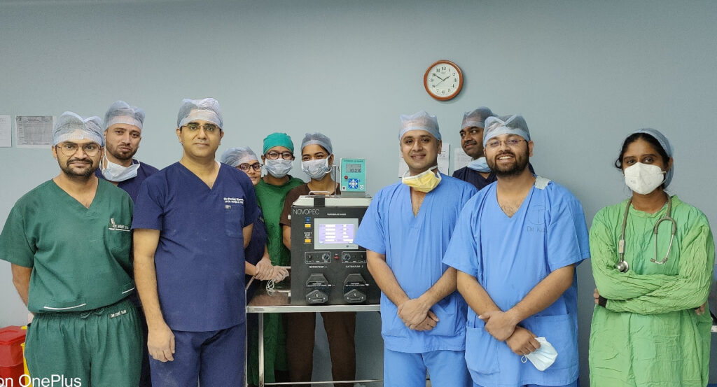 Shri mahant indresh hospital cancer treatment