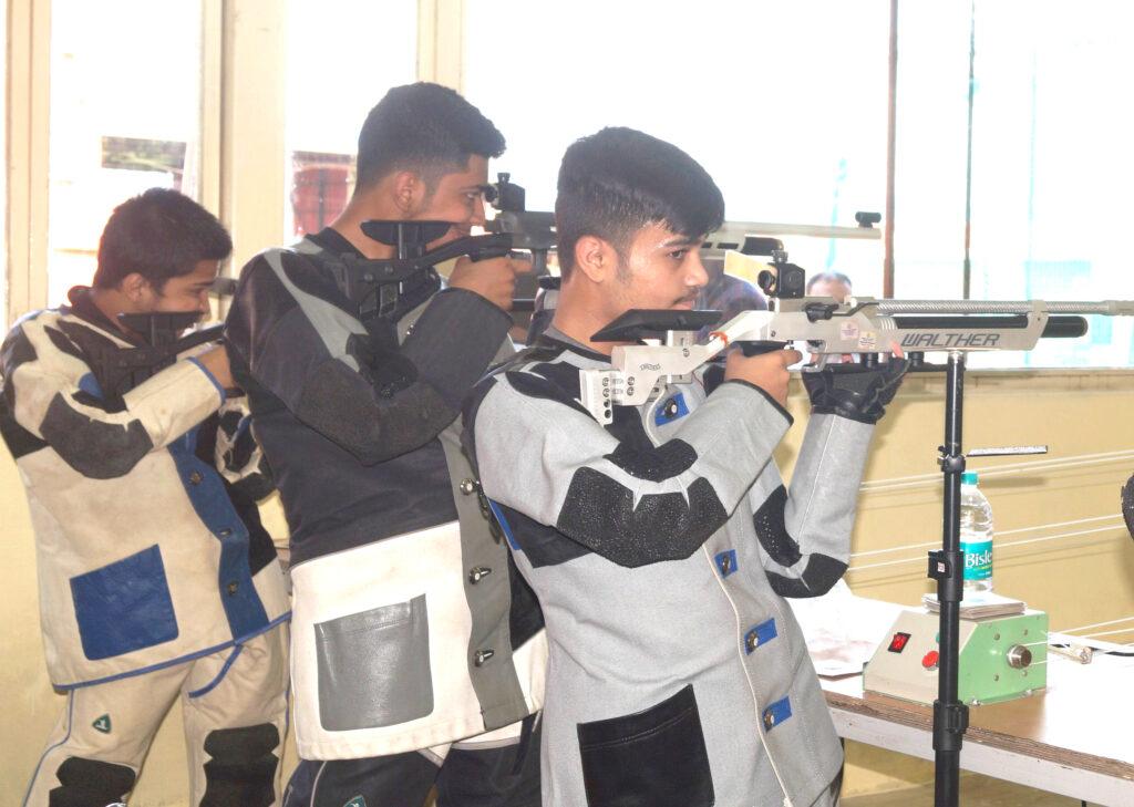 Sbps shooting academy