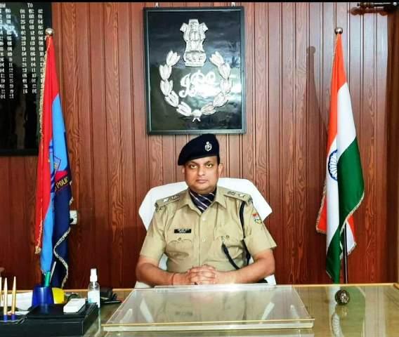 uttarakhand ips Pradeep Rai